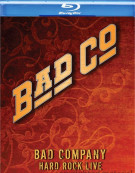 Bad Company: Hard Rock Live Blu-ray