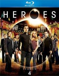 Heroes: Season 4 Blu-ray