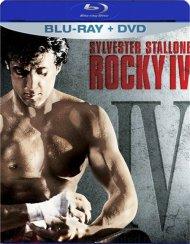Rocky IV (Blu-ray + DVD Combo) Blu-ray