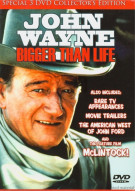 John Wayne: Bigger Than Life Movie