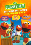 Sesame Street: Essentials Collection - Milestones 3-Pack Movie