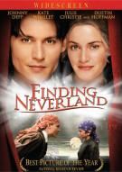 Finding Neverland (Widescreen) Movie