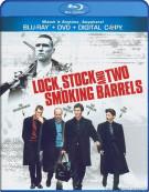 Lock, Stock And Two Smoking Barrels (Blu-ray + DVD + Digital Copy) Blu-ray