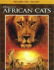 Disneynature: African Cats (DVD + Blu-ray Combo) Blu-ray