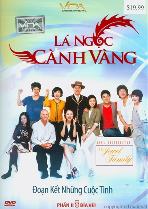 La Ngoc Canh Vang 2 (The Jewel Family 2) Movie