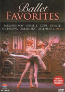 Ballet Favorites: Newly Revised Version Movie