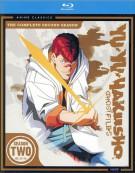 Yu Yu Hakusho: Ghost Files - The Complete Second Season Blu-ray