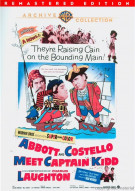 Abbott And Costello Meet Captain Kidd Movie