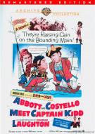 Abbott And Costello Meet Captain Kidd Movie