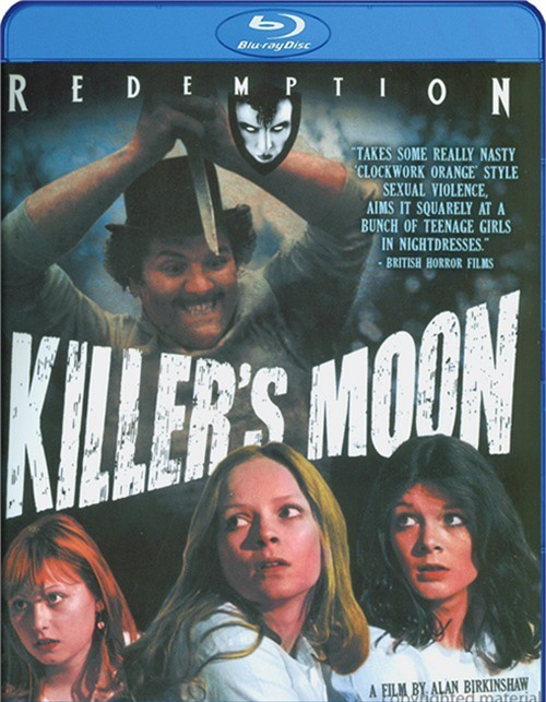 Killers Moon Blu-ray