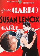 Susan Lenox (Her Fall And Rise) Movie