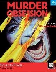 Murder Obsession (Folia Omicida) Blu-ray