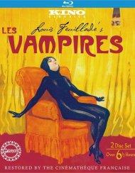 Les Vampires Blu-ray