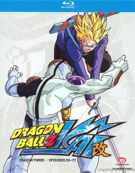 Dragon Ball Z Kai: Season Three Blu-ray