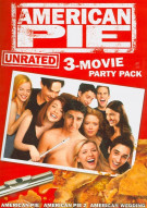 American Pie: Unrated 3-Movie Party Pack (Repackage) Movie