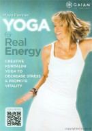 Maya Fiennes Yoga For Real Energy Movie