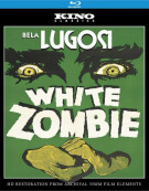 White Zombie: Remastered Edition Blu-ray