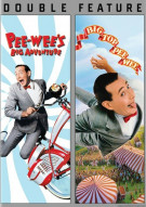 Big Top Pee Wee / Pee Wees Big Adventure (Double Feature) Movie