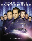 Star Trek: Enterprise - The Complete Second Season Blu-ray