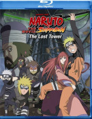 Naruto Shippuden: The Movie - The Lost Tower Blu-ray