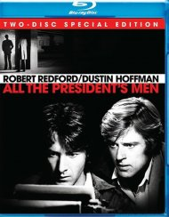 All The Presidents Men: 2 Disc Special Edition Blu-ray