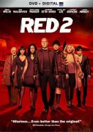 Red 2 (DVD + UltraViolet) Movie