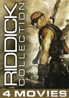 Riddick: The Complete Collection Movie