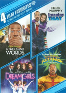 4 Film Favorites: Eddie Murphy Movie