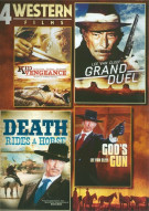 4 Film Western Pack: Volume One Movie
