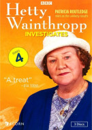 Hetty Wainthropp Investigates: The Complete Fourth Series (Repackage) Movie
