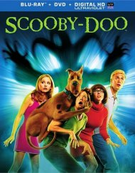Scooby-Doo (Blu-ray + DVD + UltraViolet) Blu-ray