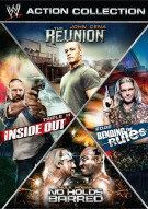 Inside Out / The Reunion / Bending The Rules / No Holds Barred (Multi-Feature) Movie