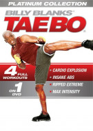 Billy Blanks Tae Bo: Plantinum Collection Movie