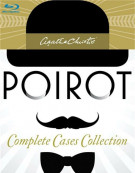 Agatha Christies Poirot: Complete Cases Collection Blu-ray