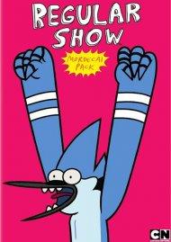 Regular Show: Mordecai Pack Movie