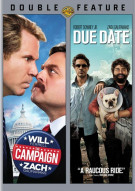 Campaign, The / Due Date (Double Feature) Movie
