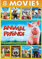 Animal Friends 8-Movie Collection Movie
