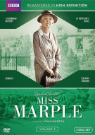 Miss Marple: Volume Three Movie
