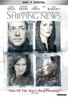 Shipping News (DVD + UltraViolet) Movie
