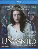 Unwanted, The Blu-ray