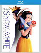 Snow White And The Seven Dwarfs (Blu-ray + DVD + Digital HD) Blu-ray