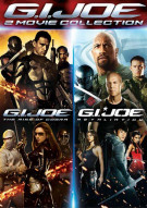 G.I. Joe 2-Movie Collection Movie