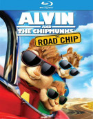 Alvin & The Chipmunks: The Road Chip (Blu-ray + DVD+ UltraViolet) Blu-ray