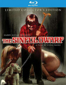 Sinful Dwarf, The Blu-ray