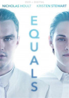 Equals (DVD + UltraViolet) Movie