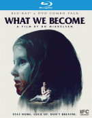 What We Become (Blu-ray + DVD Combo) Blu-ray