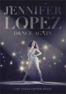 Jennifer Lopez: Dance Again Movie
