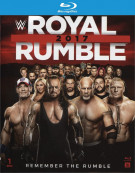 WWE: Royal Rumble 2017 Blu-ray