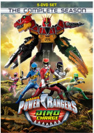 Power Rngers Dino Charge: The Complete Season Movie