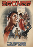 Archer: The Complete Season Seven  Movie